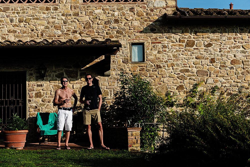 Birthday venue in Panzano in Chianti