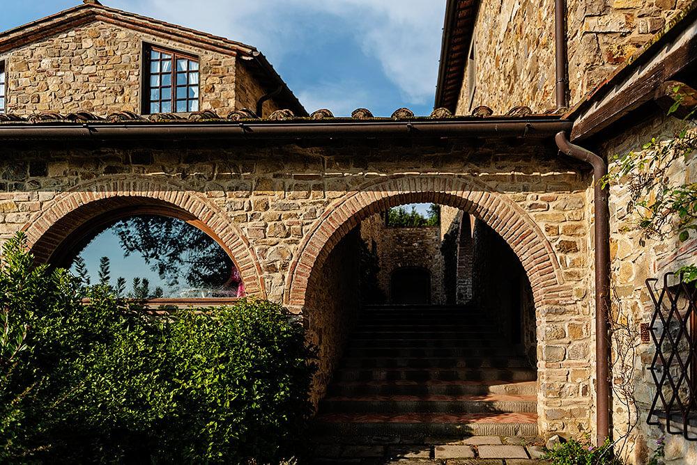 Venue in Panzano in Chianti, Tuscany