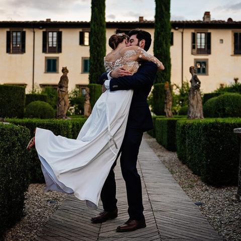 Destination Wedding in Tuscany, Villa le Piazzole
