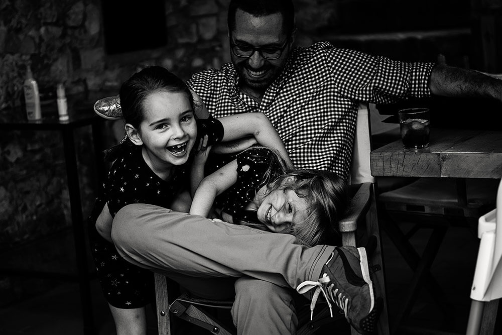 family session in tuscany