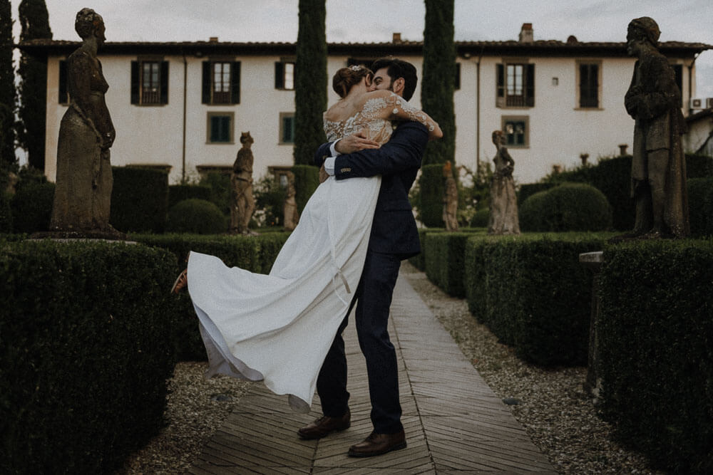 Destination Wedding in Tuscany, Villa le Piazzole