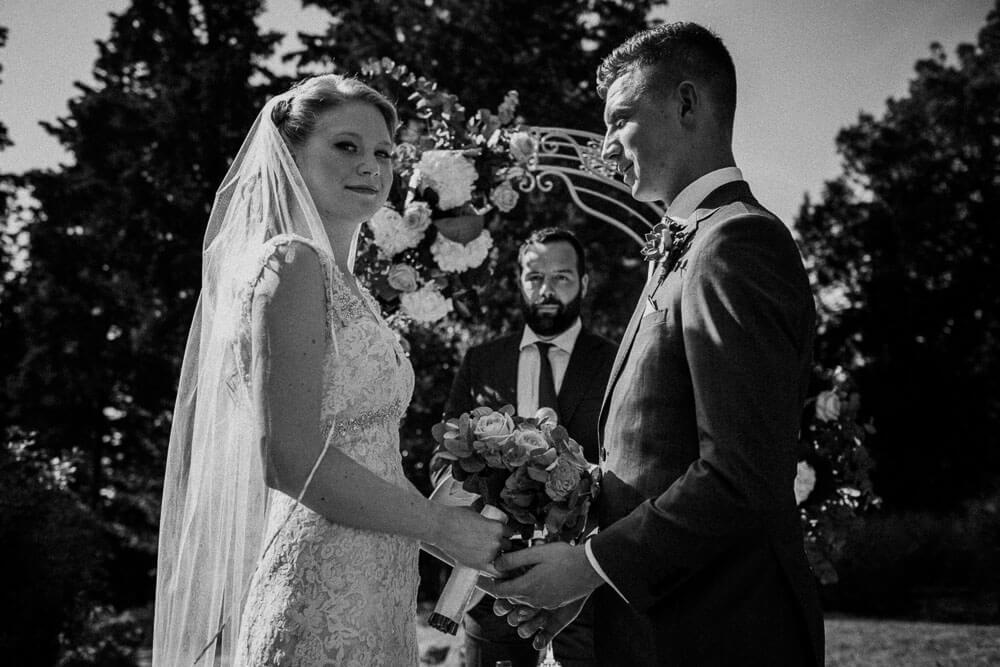 wedding ceremony in chianti