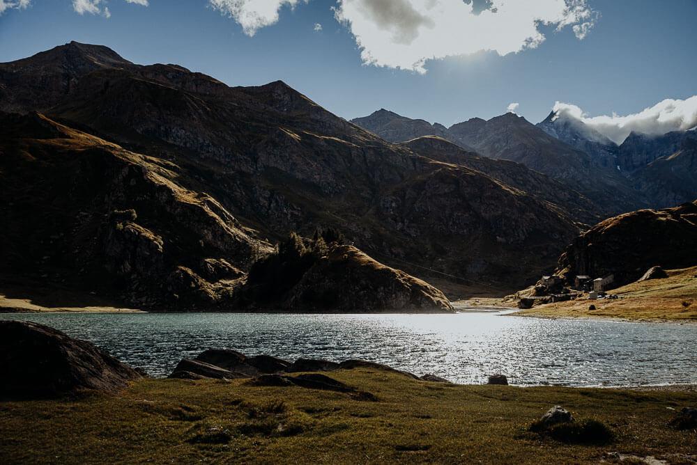 best lake elopement location italian alps