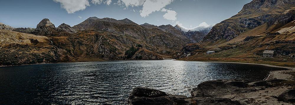 best lake elopement location italian dolomites