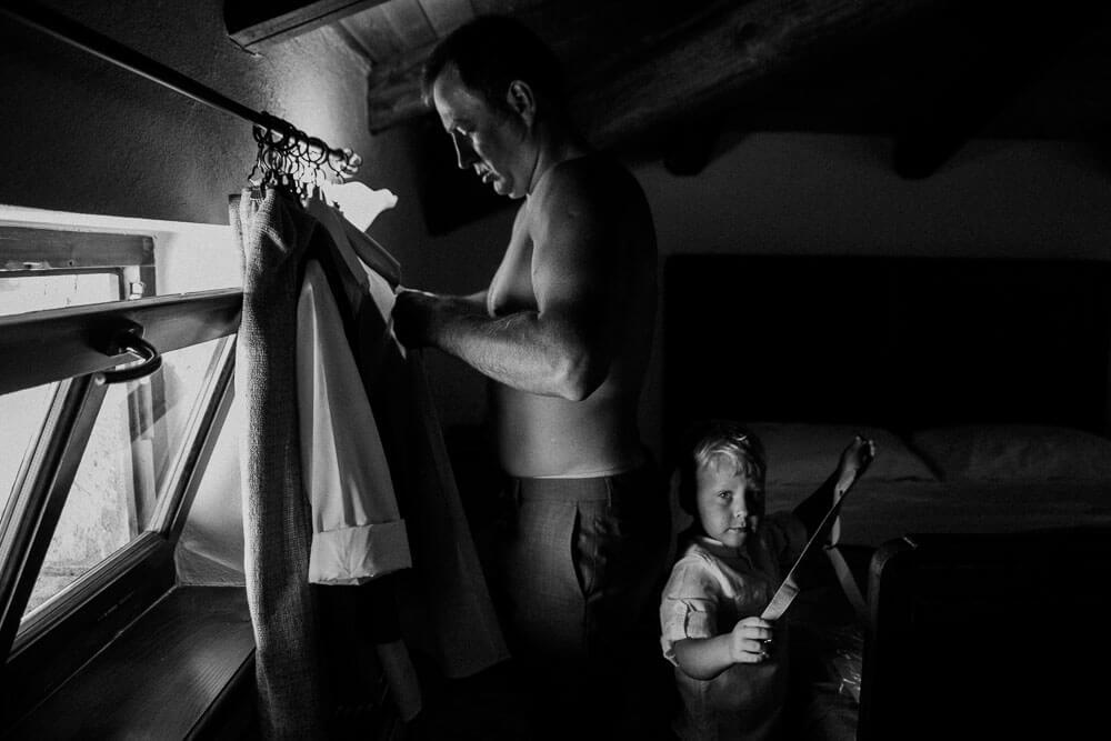 getting ready wedding photographer langhe piedmont